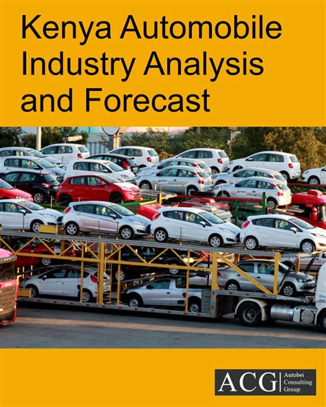 Kenya Automobile Market Analysis And Forecast
