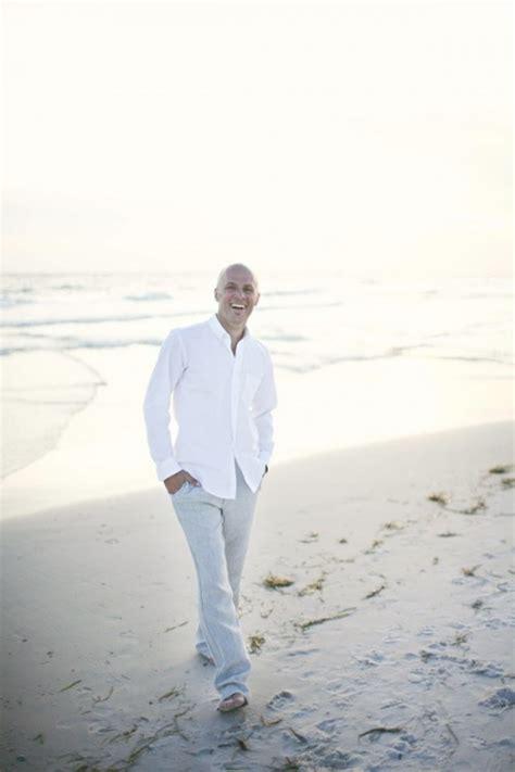 46 Cool Beach Wedding Groom Attire Ideas - Weddingomania