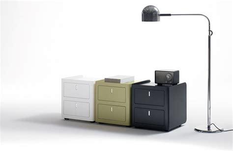 caisson bureau design caisson de bureau coloré design vintage