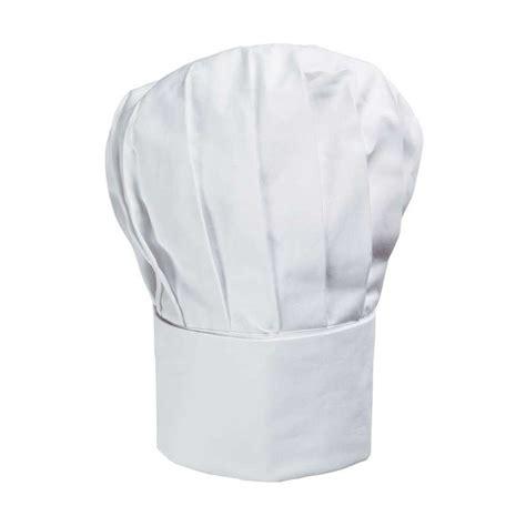 toqué 2 cuisine toque cuisine toque chef ballon forme haute coton sergé