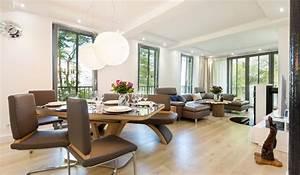 Wohnzimmer Mit Essbereich : die ferienwohnungen in der villa mathilde im ostseebad binz 24 ~ Watch28wear.com Haus und Dekorationen