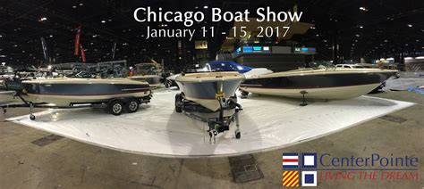 Chicago Boat Show January 2017 by Centerpointe At The Chicago Boat Show Centerpointe Yacht