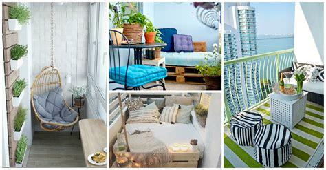 Wonderful Tiny Balcony Decor Ideas For This Summer
