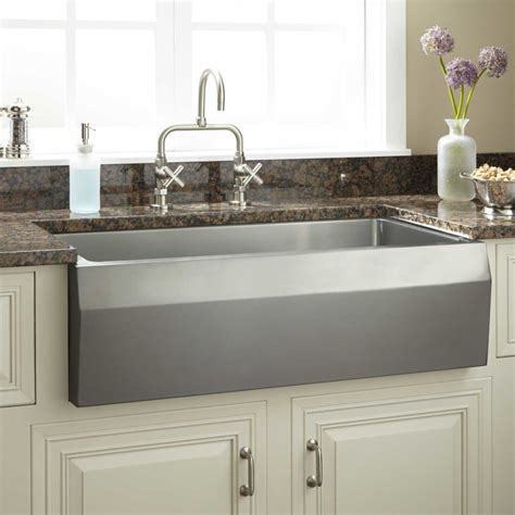 kitchen sinks ireland 3021 apron front farmhouse sink stainless steel kitchen 3021