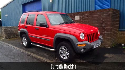 jeep cherokee sport 2002 2002 jeep cherokee sport 2 5crd manual breaking for