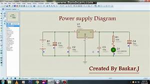 Philips Power Supply Diagram