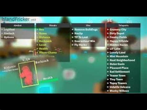 roblox island royale aimbot script pastebin  robux