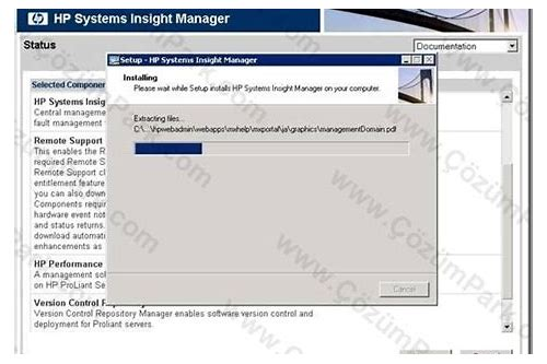 hp system insight manager agent download
