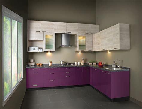 22+ Wondrous Kitchen Interior Purple