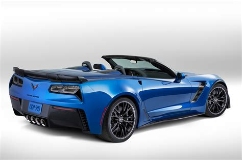 2016 Chevrolet Corvette C6 Zr1  Pictures, Information And