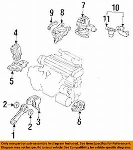 95 Honda Accord V6 Engine Diagram