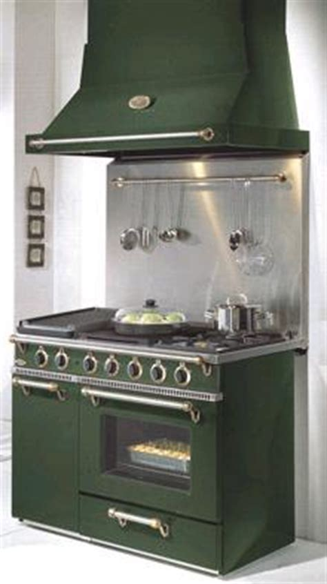 Godin stoves and range hoods   French luxury cookers