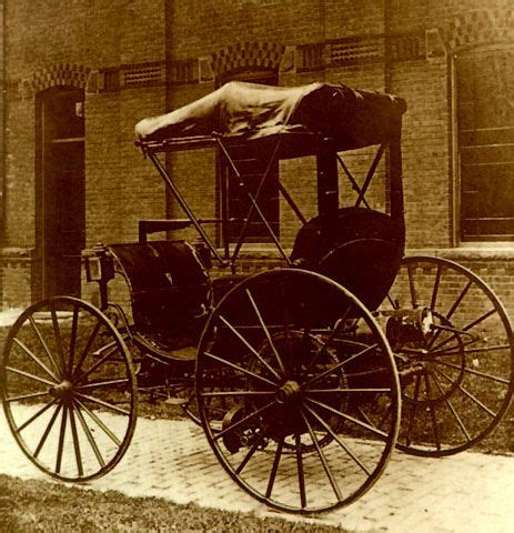 Where Was The Car Made by Car Made By 1890 Ransom E Olds Had