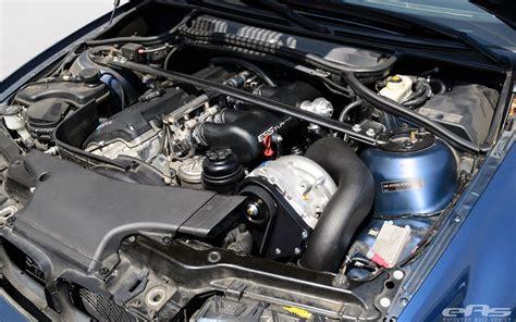 Le Mans Blue Bmw E46 M3 Supercharged At Eas