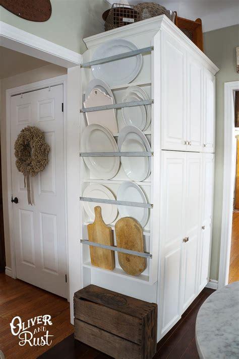 space making storage hacks  small kitchens