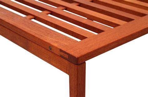 Teak Bench Sale by Hans Wegner Teak Slat Bench For Sale At 1stdibs