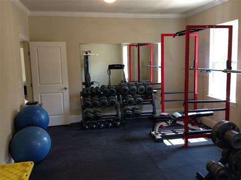 Inspirational Garage Gyms & Ideas Gallery Pg 8  Garage Gyms