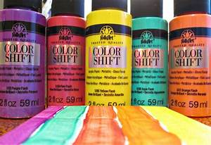 FolkArt Color Shift Paints - The Adventures of Lolo