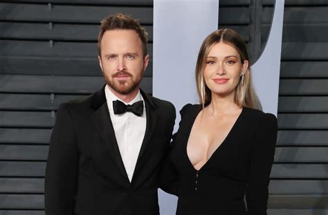 aaron paul vegan aaron paul s wife responds after fans raise safety fears
