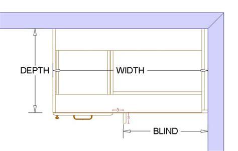blind corner base cabinet sizes 1 door 1 drawer blind corner base cabinet right
