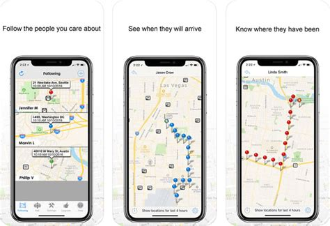 iphone gps tracker best 11 iphone gps tracking apps in 2019