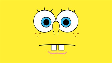 Funny Spongebob Face Hd Wallpapers \ Backgrounds