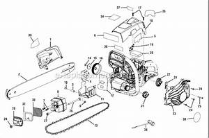 Homelite Ut10680 Parts List And Diagram