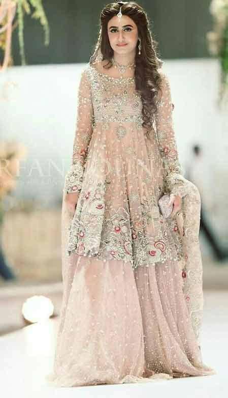 pakistani engagement dresses  brides