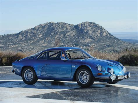 Renault Alpine A110 1973 - SPRZEDANE - Giełda klasyków