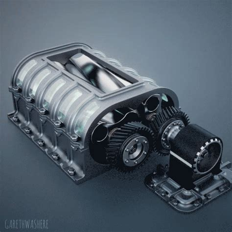 roots type blower engine   designs  art