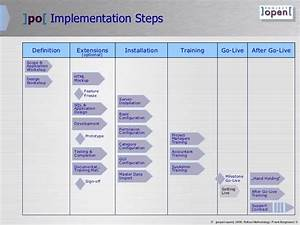 project open roll out plan With project rollout template