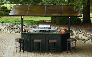Outdoor, Grill, Lights, For, Safety, And, Hygiene
