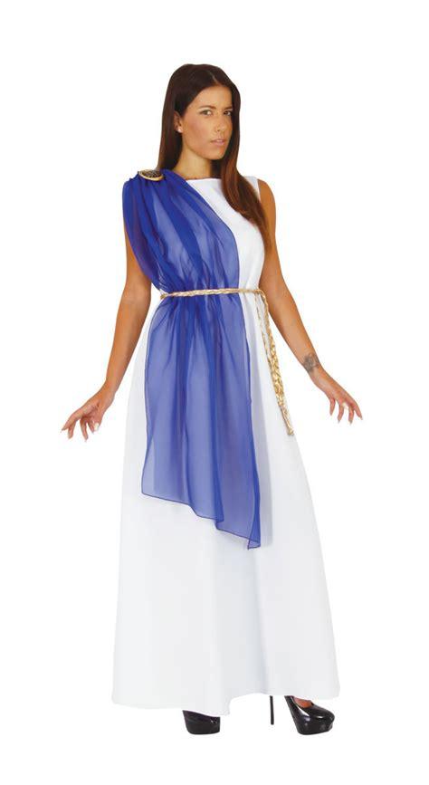 Fato Deusa Grega Adulto   FestasParty