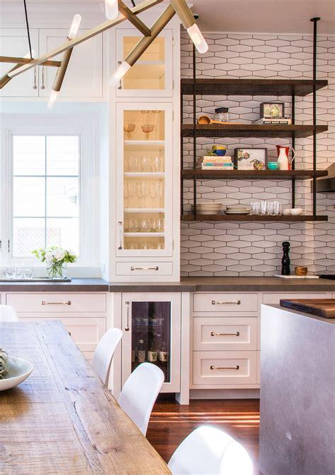 cool kitchen decor ideas  growing families martha stewart