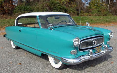 1954 Nash Statesman   Connors Motorcar Company