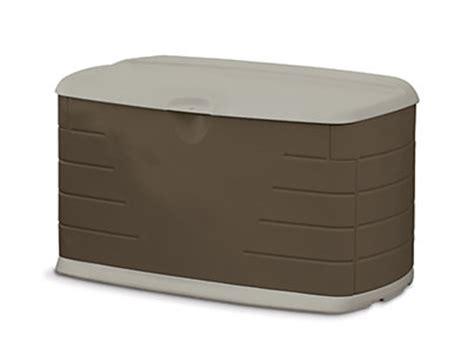 medium deck box with seat rubbermaid