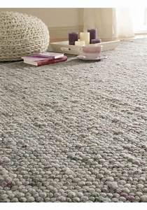 Teppich Rund Wolle : teppich heidschnucke aus reiner schurwolle ~ Watch28wear.com Haus und Dekorationen