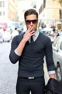 Style Classe Homme : der herren pullover gebrauchsanweisungen ~ Melissatoandfro.com Idées de Décoration
