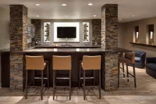 free standing kitchen island with breakfast bar 15 custom luxury home bar designs by drury design