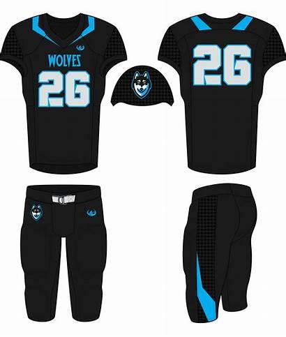 Football Uniforms Jerseys Clipart Sports Speed Warp
