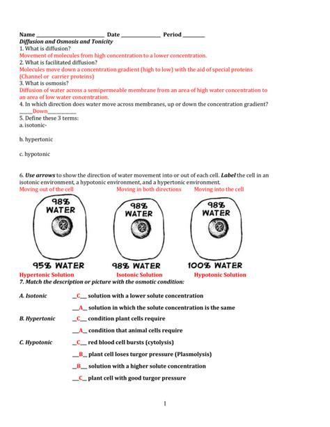 Define Resume Label by Uncategorized Cell Membrane And Tonicity Worksheet Klimttreeoflife Resume Site