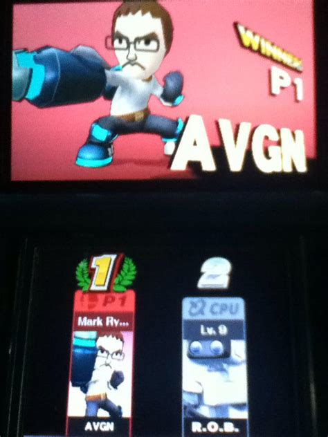 mii  unlock rob  super smash brothers