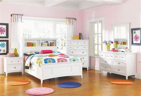 Bookcase Bedroom Set by Kenley Youth Bookcase Bedroom Set From Magnussen Home