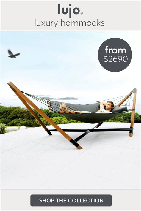 Hammocks New Zealand by Make It A Summer To Remember With A Lujo Hammock