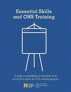 Essential Skills And Ohs Training