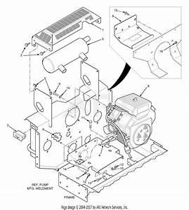 Scag Turf Tiger 61 Deck Belt Diagram