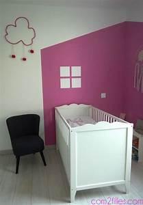 peinture idee deco pour chambre d39enfant baby deco With deco peinture chambre enfant