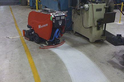 floor scrubber sweepers magnum walk scrubber sweeper cleaning machine factory cat floor
