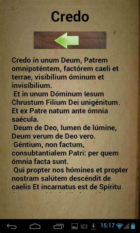Orações Católicas Em Latim Apk Baixar  Grátis Estilo De