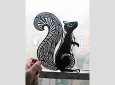 Paper cuts by Emily Hogarth